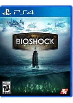 Игра BioShock: The Collection (PS4) б/у