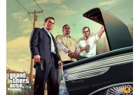 GTA V для системы PlayStation. Обзор игры