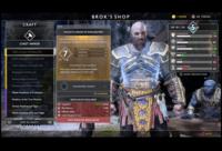 Лучшая броня в God of War: как улучшить броню и как открыть новую броню