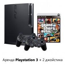 Аренда Sony PlayStation 3