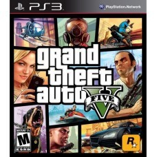 GTA V (Grand Theft Auto 5) (PS3)