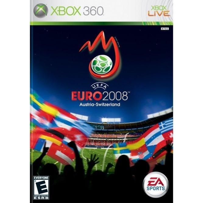UEFA euro 2008 (Xbox 360) б/у