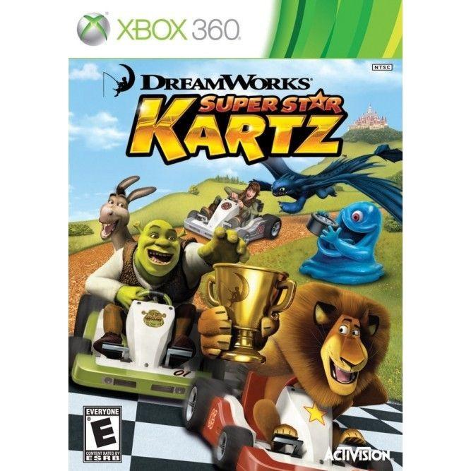 Super star kartz (Xbox 360) б/у