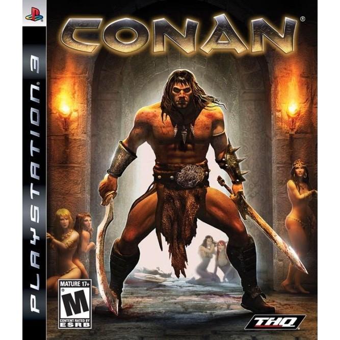 Игра Conan (PS3) б/у