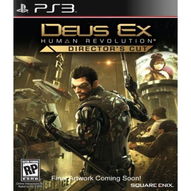 Deus Ex: Human revolution: directors cut (PS3)