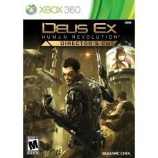 Deus ex human revolution: directors cut (Xbox 360)
