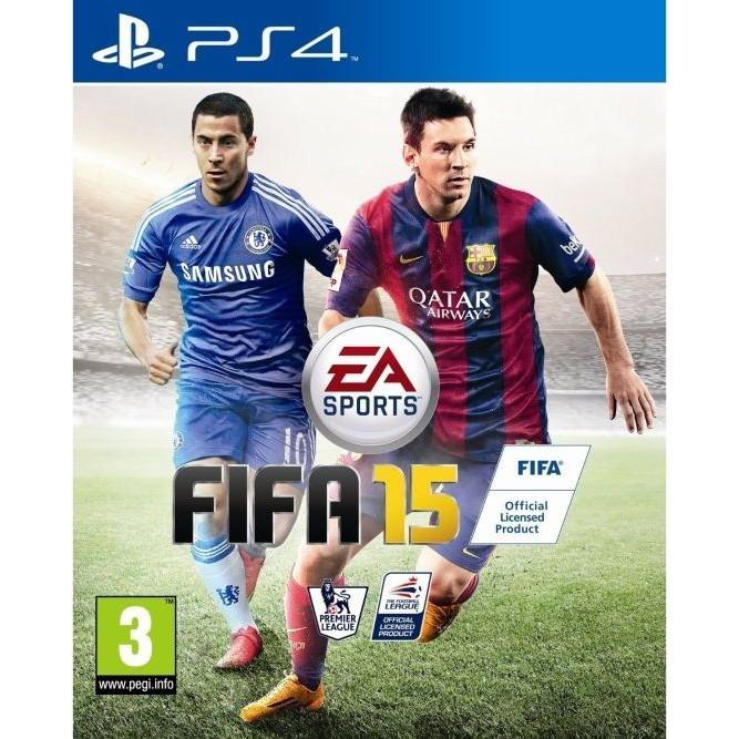 Игра FIFA 15 (PS4) (rus) б/у