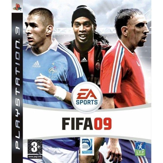 Игра FIFA 09 (PS3) б/у