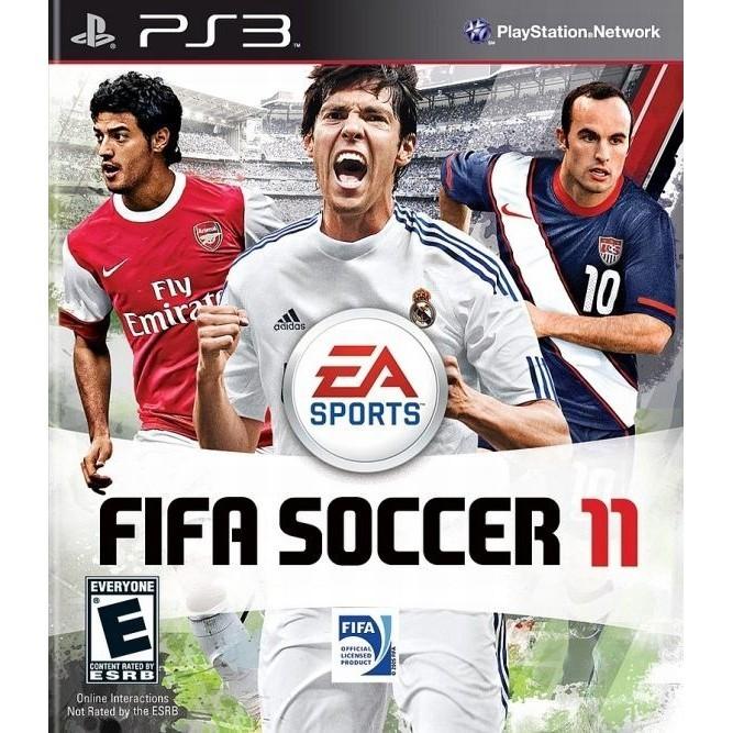Игра FIFA 11 (PS3) б/у