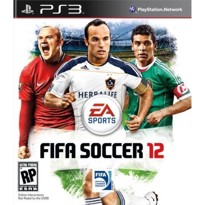 Игра FIFA 12 (PS3) б/у