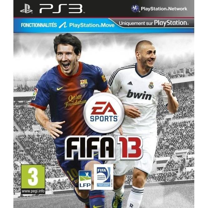 Игра FIFA 13 (PS3) б/у