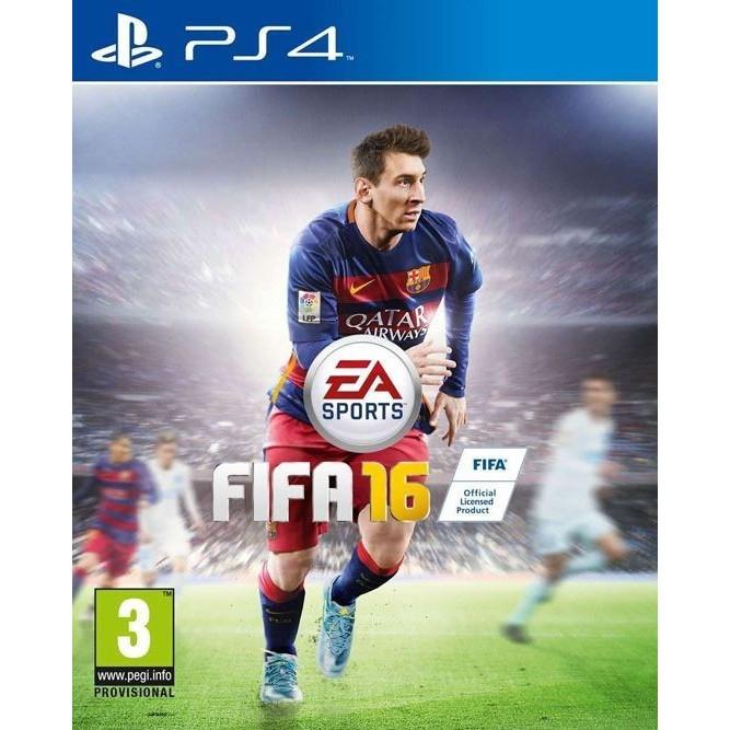 Игра FIFA 16 (PS4) (rus) б/у