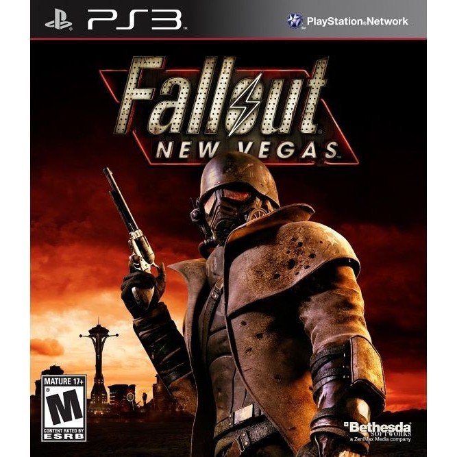 Fallout New Vegas (PS3) б/у