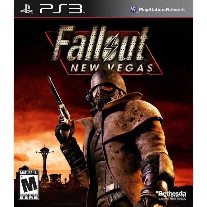 Игра Fallout: New Vegas (PS3) б/у