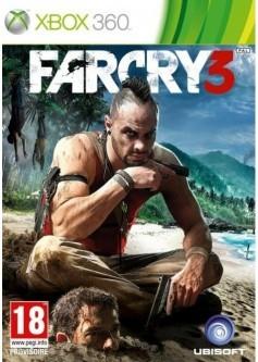 Farcry 3 (Xbox 360)