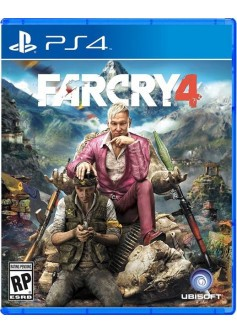 FARCRY4 (Far Cry 4) (PS4) б/у