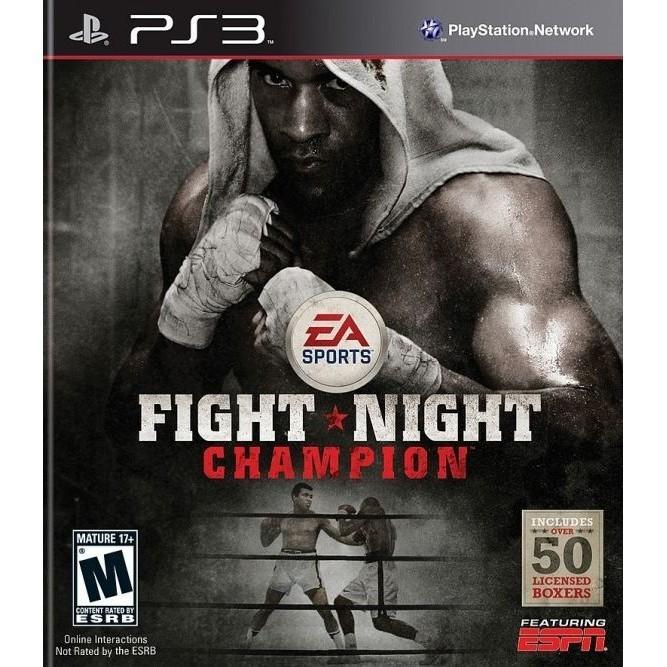 Fight Night Round Champion (PS3) б/у