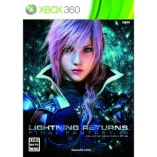 Final fantasy XIII lightning returns (Xbox 360)