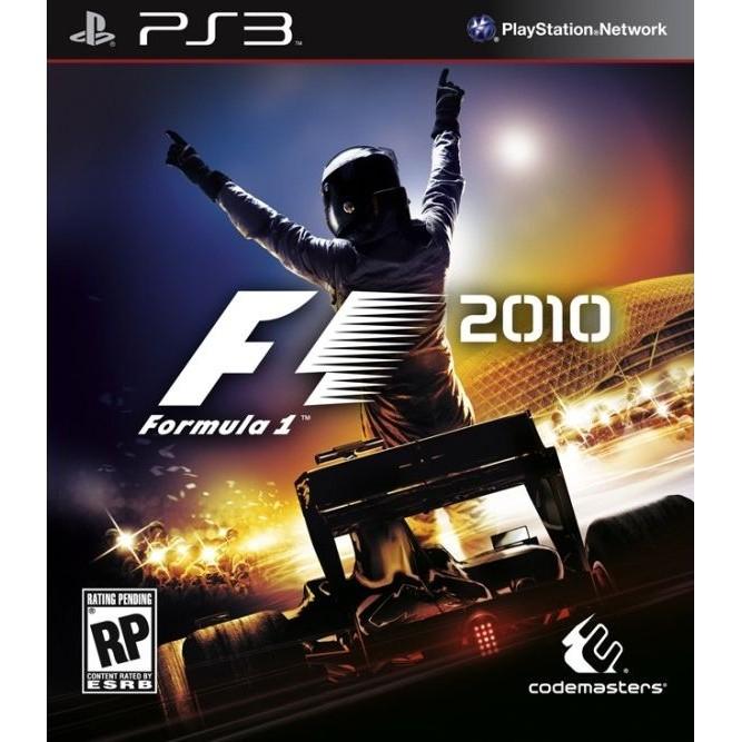 Formula 1 2010 (PS3) б/у