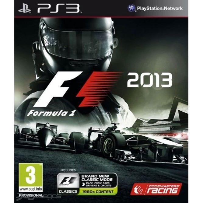 Formula 1 2013 (PS3)