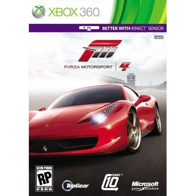 Forza 4 motorsport (Xbox 360)
