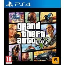 GTA V (PS4) б/у