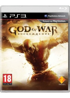 God of War восхождение (PS3)