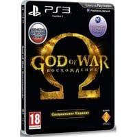 God of War: Восхождение. Специальное издание (PS3) б/у