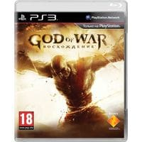 God of War восхождение (PS3) б/у