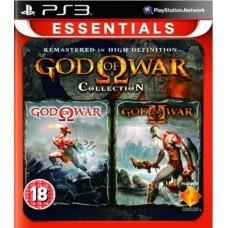 God of War Collection (Essentials) (PS3) б/у