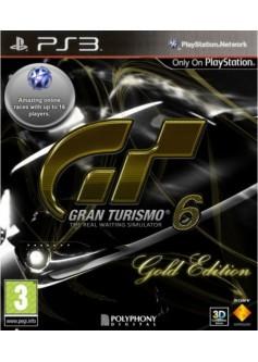Gran Turismo 6 (PS3) б/у