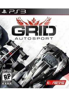 Grid autosport (PS3) б/у