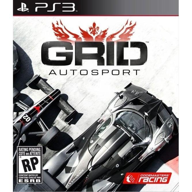 Игра Grid: Autosport (PS3) б/у