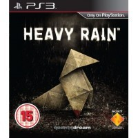 Heavy Rain (PS3) б/у