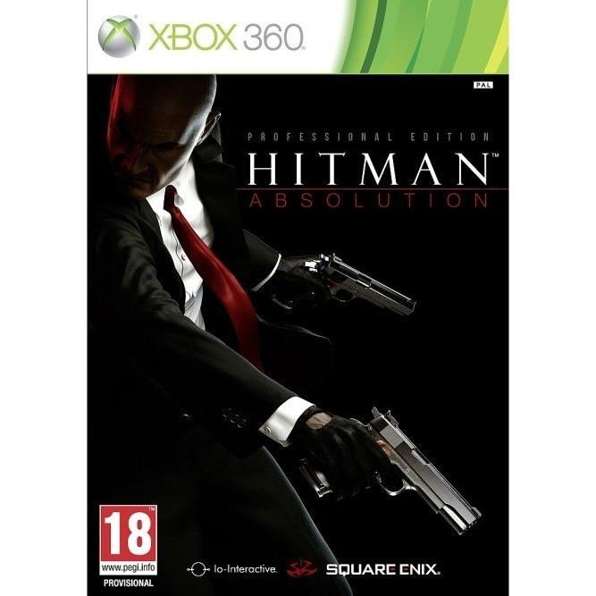 Hitman absolution professional edition (Xbox 360)