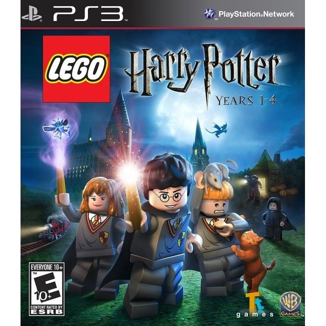 Игра LEGO Harry Potter. Years 1-4 (PS3)