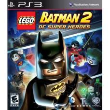 lego BATMAN 2 DC SUPER HEROES (PS3)