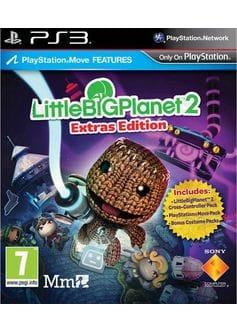 little big planet 2 расширенное издание (PS3) б/у
