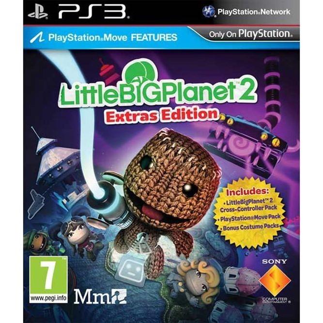 Игра Little Big Planet 2. Расширенное издание (PS3) б/у
