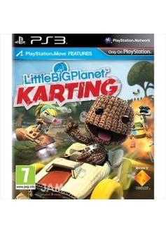 little big planet картинг (PS3)