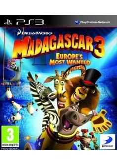 Мадагаскар 3 (PS3) б/у
