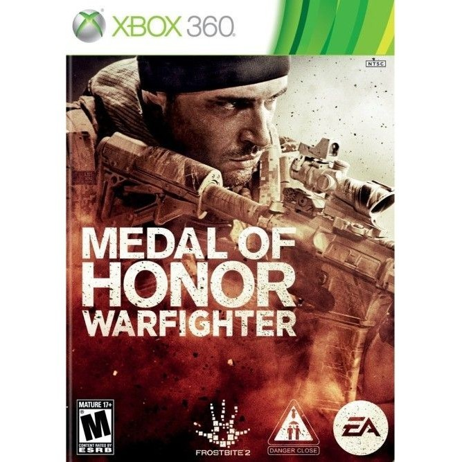 Medal of honour warfighter (Xbox 360)