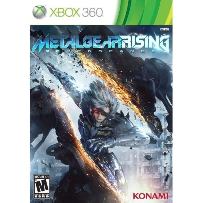 Metal gear rising revengeance (Xbox 360)