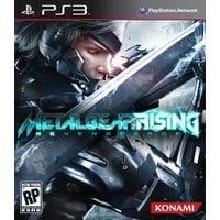 Metal Gear Rising: Revengeance (PS3) б/у
