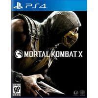 Mortal Kombat X (PS4) б/у