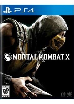 Mortal Kombat X (PS4) б/у