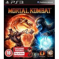 Mortal Kombat (PS3) б/у