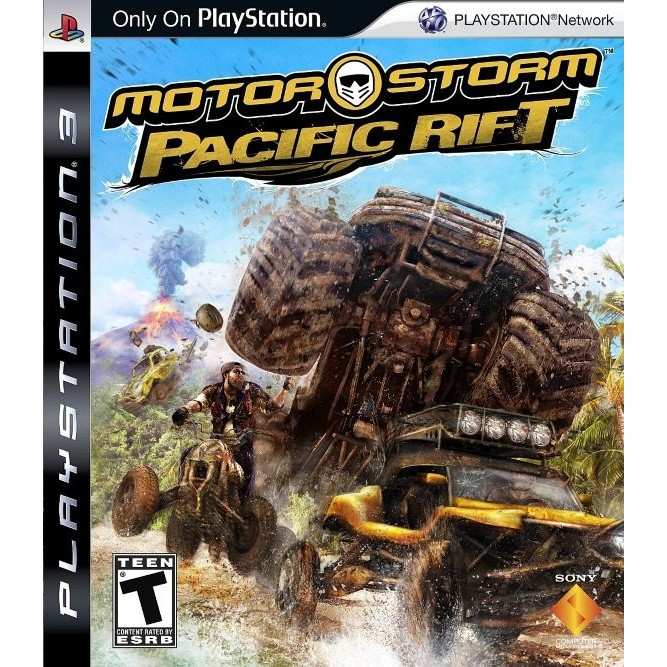 Motorsport Pacific Rift (PS3)