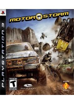 MotorStorm (PS3) б/у