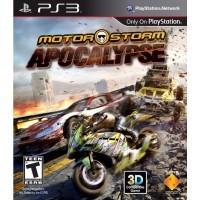 Motostorm Апокалипсис (PS3)